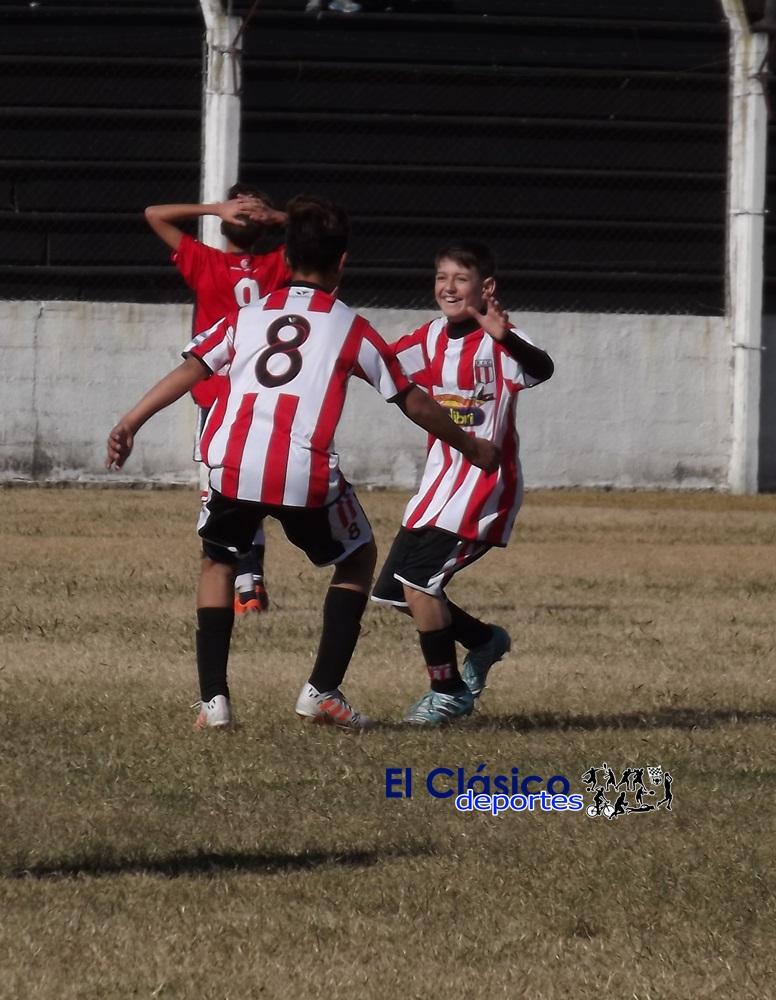 Semifinales de Inferiores: Paraná se impuso en el partido de ida de quinta y cuarta