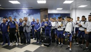 ¡Argentina ya está en Rusia!