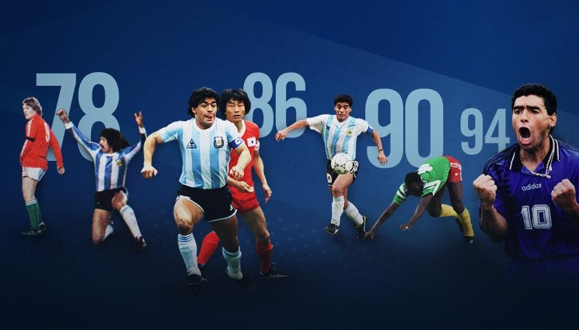 Todos los estrenos mundialistas de Argentina