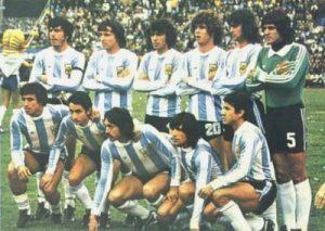 A 40 años de la primera vuelta olímpica. Argentina campeón mundial en 1978. Reviví ese momento con las imágenes