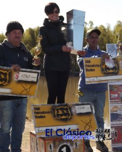 Dora Vasconselle ganó el concurso realizado en San Pedro