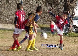Baby Fútbol: Doble fecha para el fin de semana largo