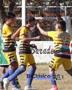Independencia ganó en quinta y La Esperanza en cuarta división. Las síntesis y fotos!!