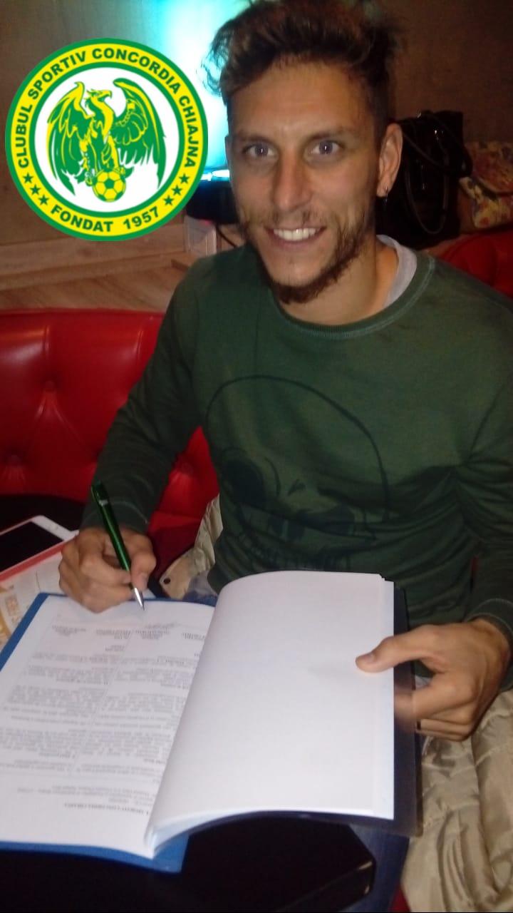 Nicolás Gorobsov regresó a Rumania donde jugará en el Concordia Chiajna. Mirá videos de su carrera en Europa