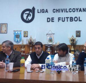 Toviggino: «La decision es muy fuerte, pero a corto plazo el fútbol del interior necesitaba una solución inmediata, y creemos y estamos convencidos que lo que viene será muy bueno»