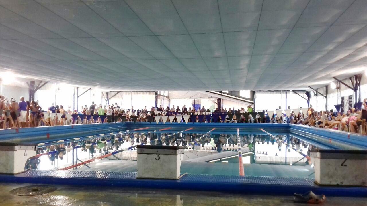 En San Fernando participaron los nadadores de Pescadores y Náutico