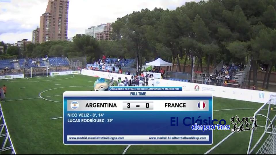 Los Murciélagos derrotaron a Francia y son primero de grupo en el Mundial de España. El video del triunfo
