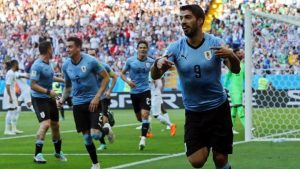 Uruguay está en octavos de final