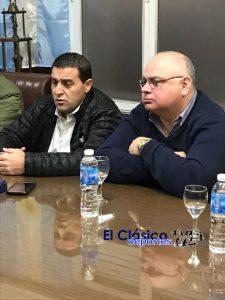 Pablo Toviggino, Presidente del Consejo Federal se reúne con las Ligas que integran Federación Norte en Chivilcoy