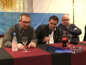 Las tres federaciones de fútbol de la región bonaerense se reunieron en Olavarría