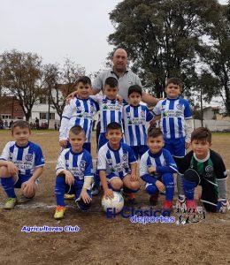 Fútbol Infantil: la liga completó la fecha 16 este domingo