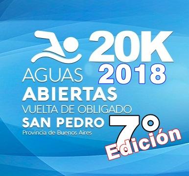 """20k aguas abiertas """"Día de la Soberanía"""" el 18 de noviembre"""