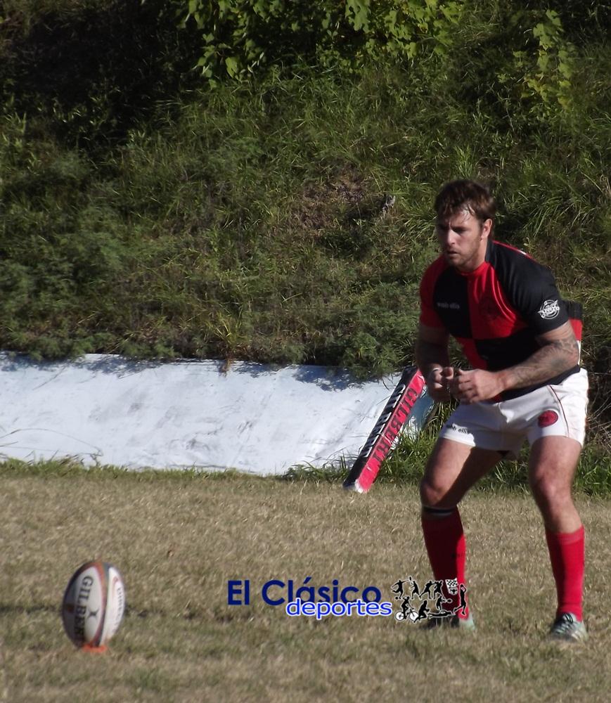 Rugby: Las Cañas frenó a Tiro Federal