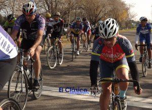 Hubo ciclismo promocional en el Panorámico