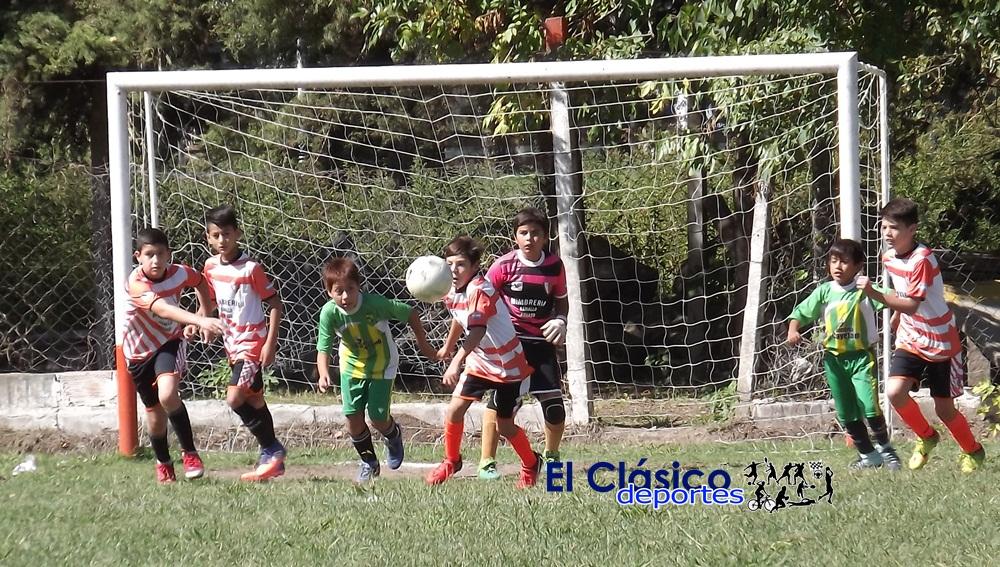 ¡El Baby Fútbol juega el domingo!