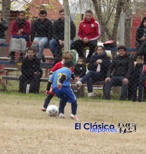 El sábado se juega la 18° fecha del baby fútbol