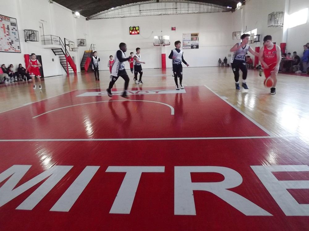 Basquet: Mitre visitó a Riberas por el Torneo de la Nicoleña con triunfo en U17