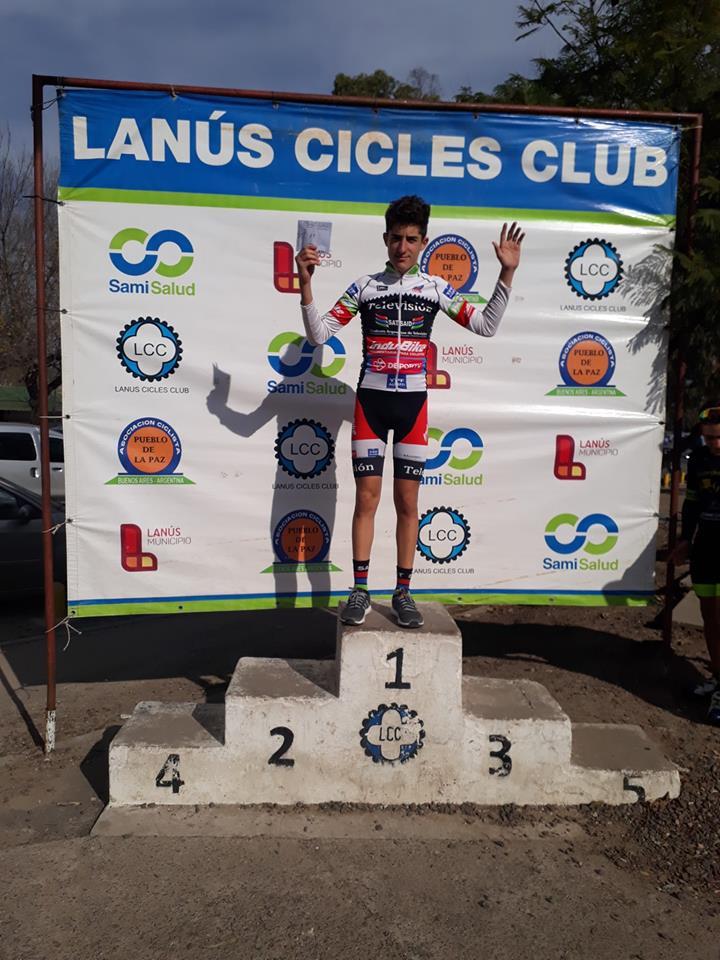 Fran Chipolini ganó en Lanús