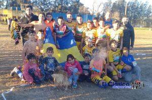 Independencia FC se consagró campeón en quinta división