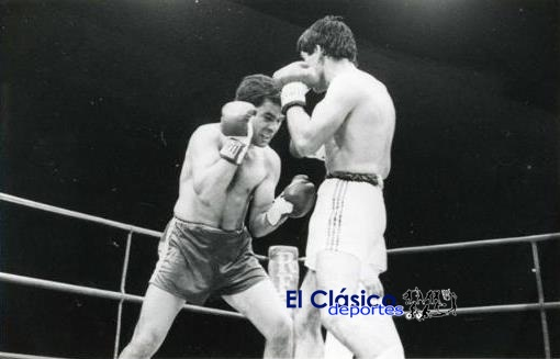 Tributo a Lorenzo García. Reviví la pelea con el «Puma» Arroyo en el Luna Park