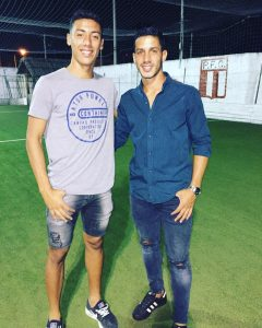 Matías Nouet es nuevo jugador de Flandria. Firma el lunes