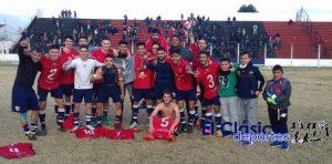Mitre CAMpeón del Torneo Apertura. Con gol de Marcelo Rodríguez le ganó a Las Palmeras el cotejo definitorio