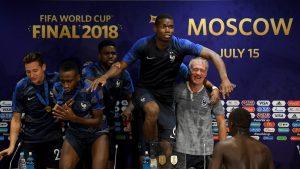 Lee más sobre el artículo Francia superó a Croacia y es campeón del mundo!