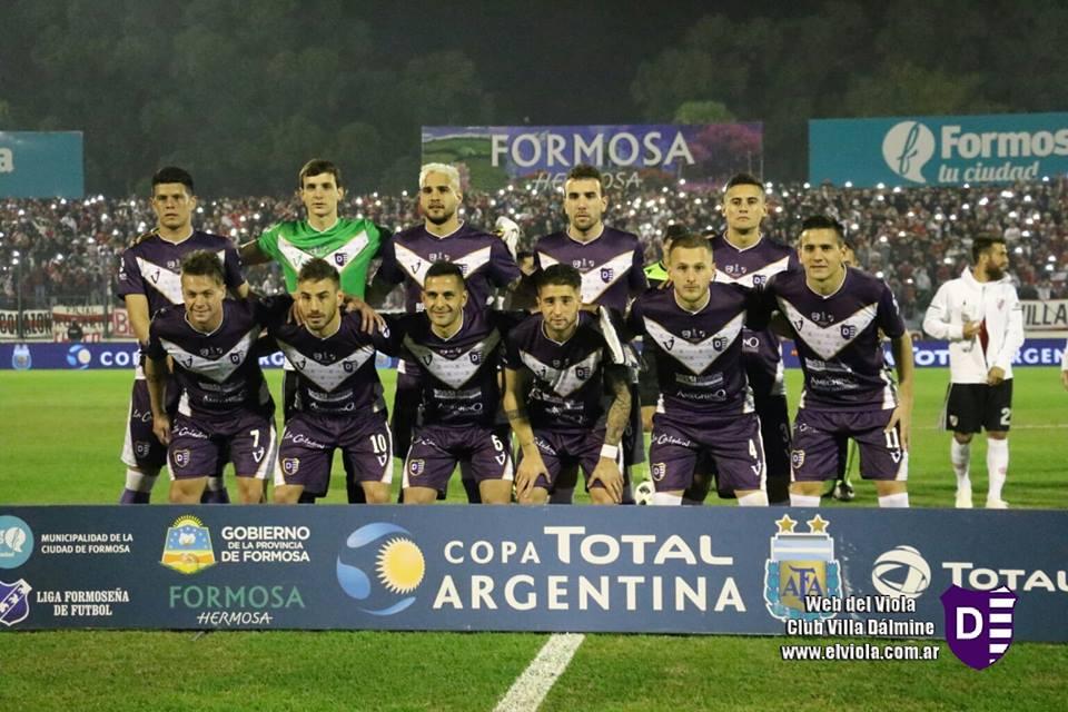 River superó a Villa Dálmine y está en octavos de final de Copa Argentina