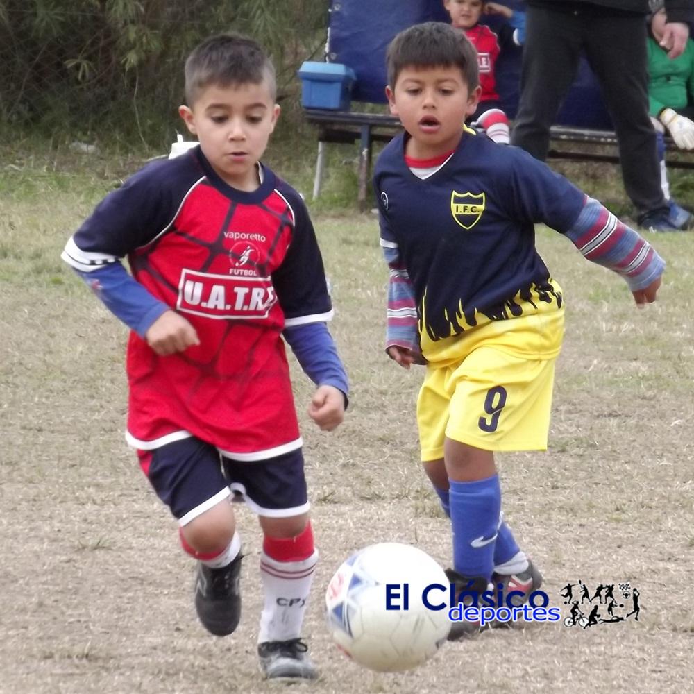 Baby Fútbol: Se jugó sólo la fecha 17 del Apertura