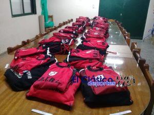 Presentaron a las dos selecciones que jugarán el Torneo de invierno en San Nicolás