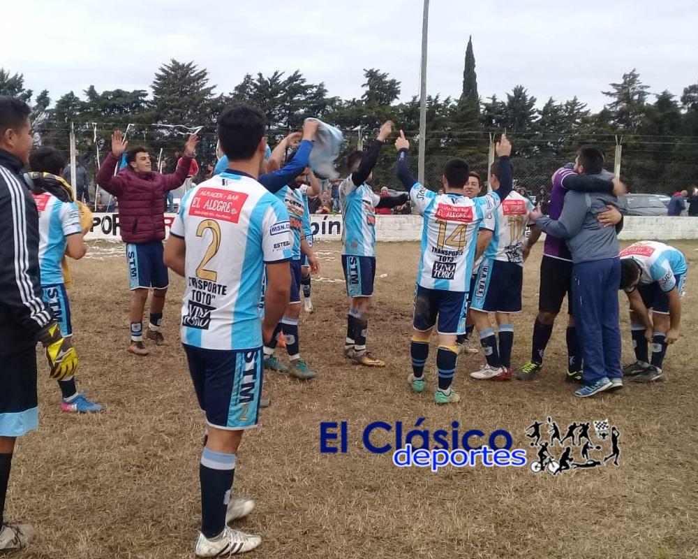 ¡Las Palmeras en los penales logró ser finalista del Apertura!