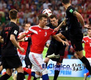 Croacia le ganó a Rusia por penales y enfrentará a Inglaterra en semifinal