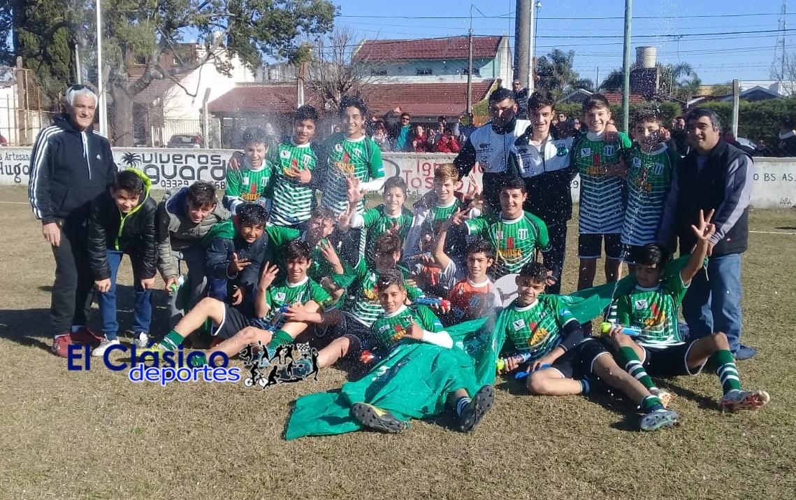 ¡La Esperanza campeón de cuarta división!