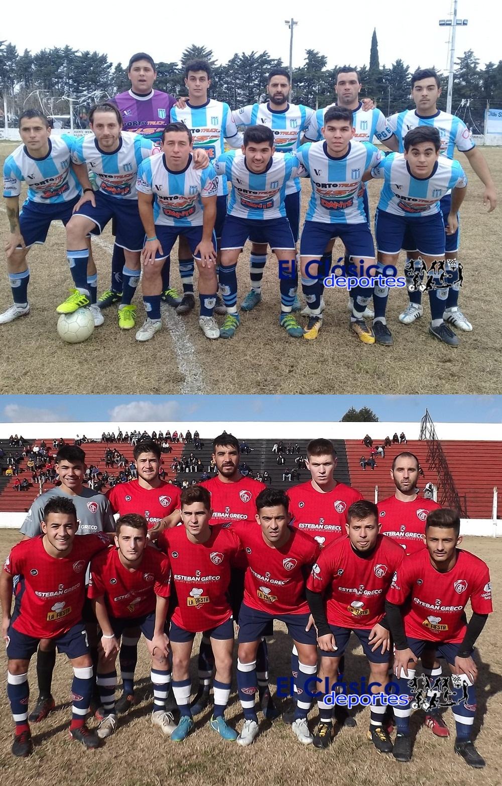 Las finales del Torneo Apertura en todas sus divisiones
