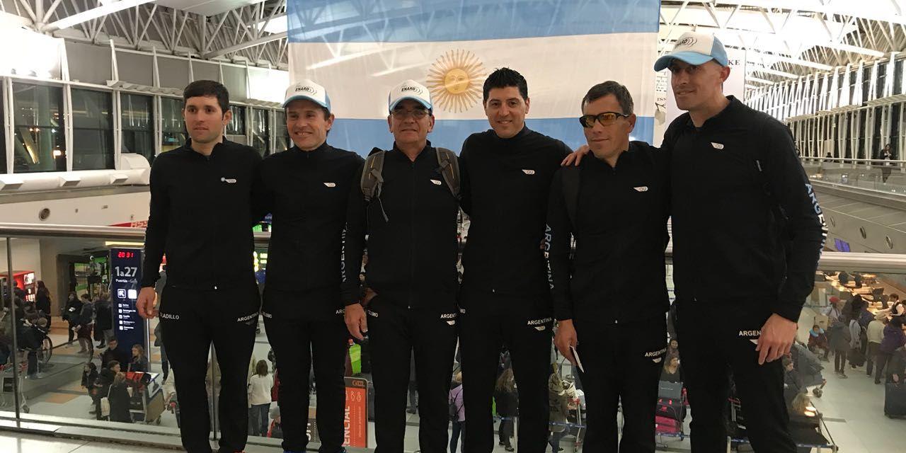 Paraciclismo: la Selección, por el sueño mundialista