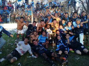 Social Ramallo es bicampeón del fútbol nicoleño