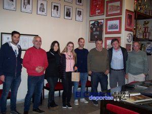 Mitre entregó reconocimiento a Serena Muñoz e inauguró sala de reuniones y espacio histórico
