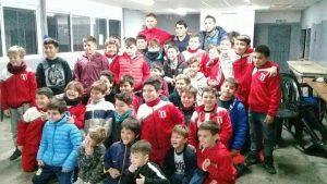 Charla con Morello, Gottardi y Camacho en Paraná FC