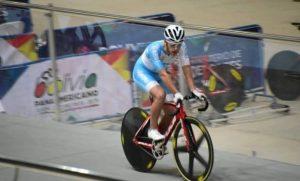 Panamericano de Ciclismo: Repite medalla el argentino Agustín Del Negro