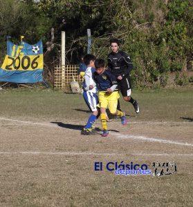 El Baby Fútbol jugará doble fecha este fin de semana