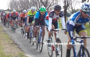Excelente programa en el Panorámico del Oeste con gran cantidad de ciclistas