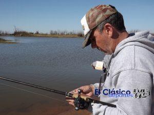 Pesca deportiva: Gabriel Cejas sigue arriba en el ranking local
