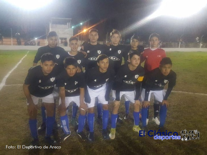 Sub 15: Ganó Pergamino e igualó Baradero ante San Nicolás