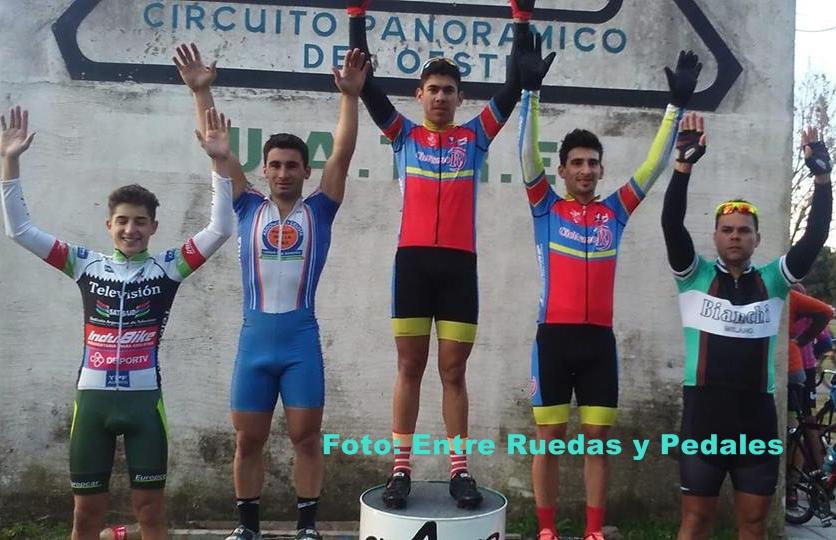 Agustín Basualdo ganó la competencia central del Panorámico