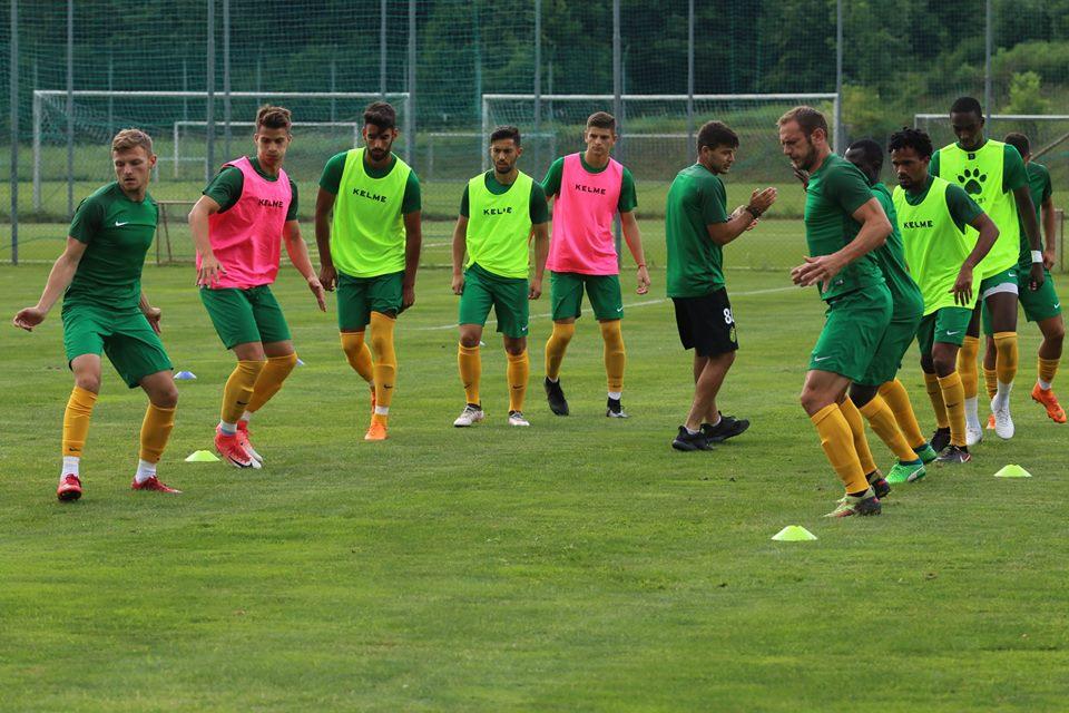 Tomás Oneto a la espera del debut oficial en Croacia