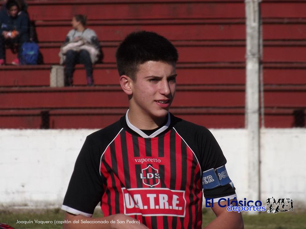 Nacional Sub 15: San Pedro recibe a San Antonio de Areco