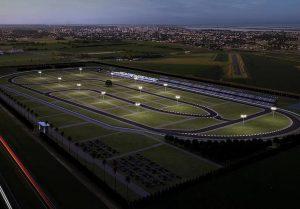 El municipio nicoleño sigue avanzando con la construcción del Autódromo y Estadio Único