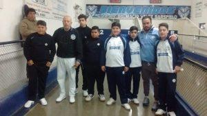 La Asociación de Bochas participa con el Sub 15 en Córdoba