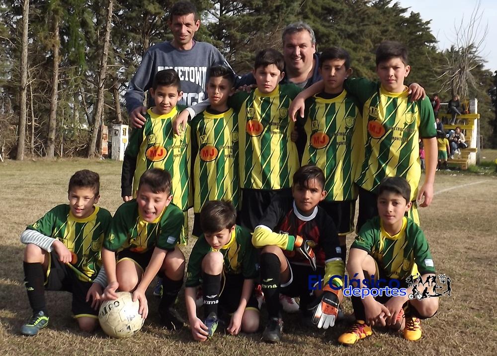 Baby Fútbol: Campeón El Porvenir y Villa Igoillo en 2009 y El Porvenir en 2007