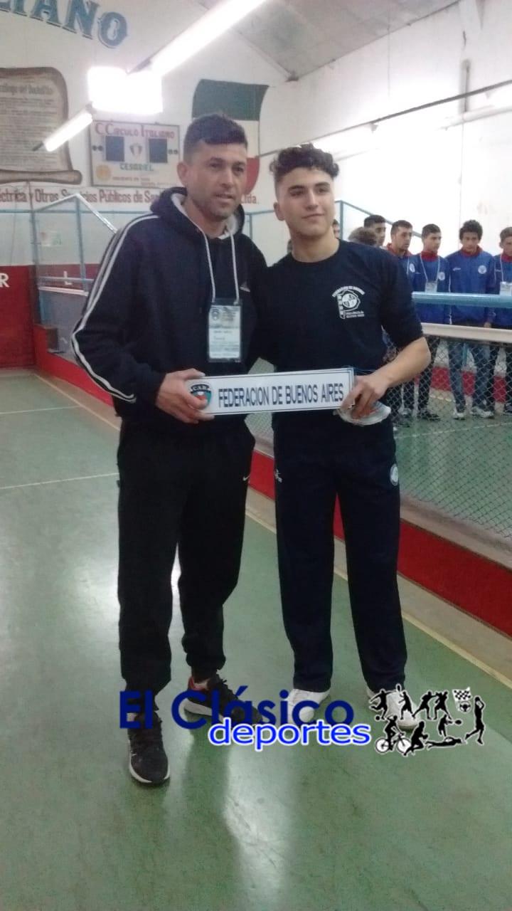 Se juega el argentino de Bochas Sub 15 en Córdoba